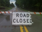 Oklahoma highway closures due to flooding