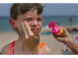 Many sunscreens don't deliver their SPF