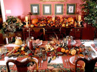 Thanksgiving dinner table decorations_20111102085535_JPG