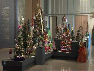 Philbrook Festival of Trees