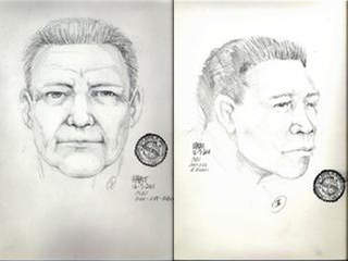 Wagoner County shooting suspect sketches