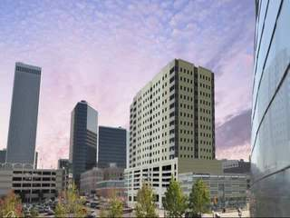 New downtown building to change skyline