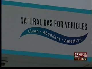 New CNG station opens in Tulsa