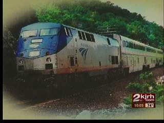 Private company interested in passenger rail service