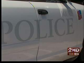 Mounds police department closed, under investigation