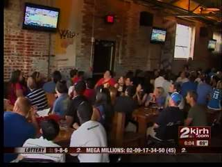 Watch parties packed for Thunder game