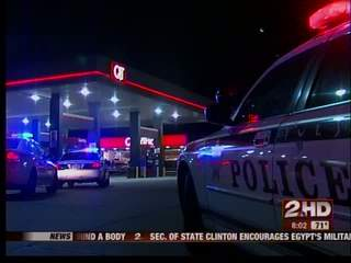 Man shot outside local convenience store