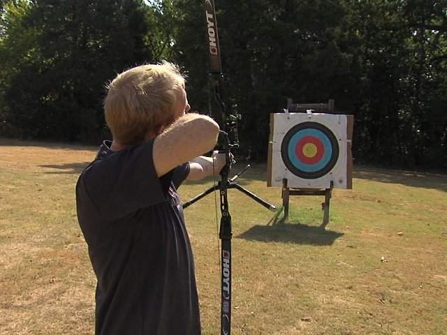 2 for the Gold: Archery