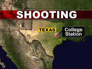 Shooting at Texas A&M University, College Station