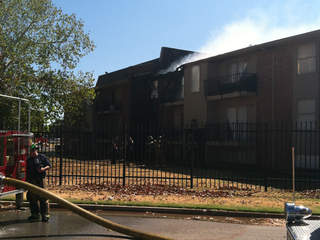 Fairmont Terrace fire
