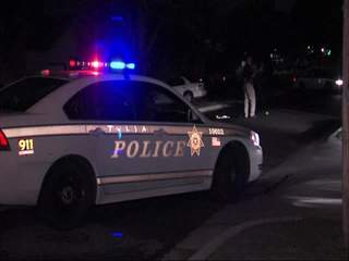 An Overnight Shooting Leaves One Man in Critical Condition