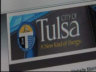 City of Tulsa website down