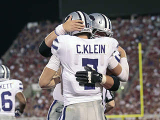 Kansas State vs Oklahoma - Collin Klein