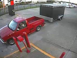Stolen trailer suspects