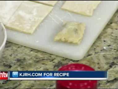 Sunday brunch: Eric Himan's beef kreplach - KJRH.com