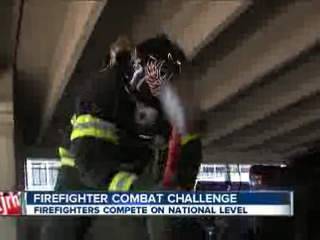 Firefighter competition