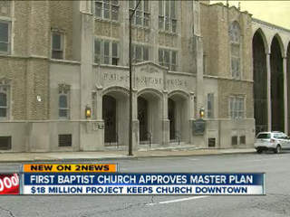 First Baptist Church of Tulsa plans campus expansion
