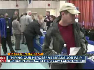 Helping Our Vets