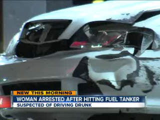 Tanker Hit & Run