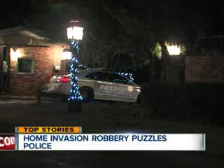 Home Invasion Mystery
