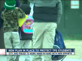 TPS increases security measures in wake of Newtown tragedy