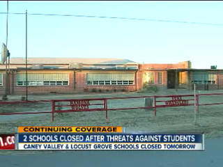 Green Country schools close after threats