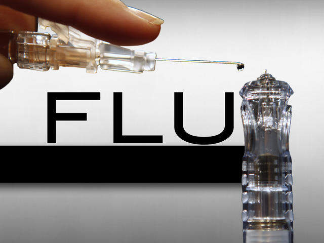 Child dies of flu in Rogers County, third flu death in the state this season