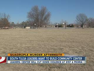 Community center wanted near Fairmont Terrace