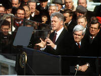 Bill Clinton inauguration