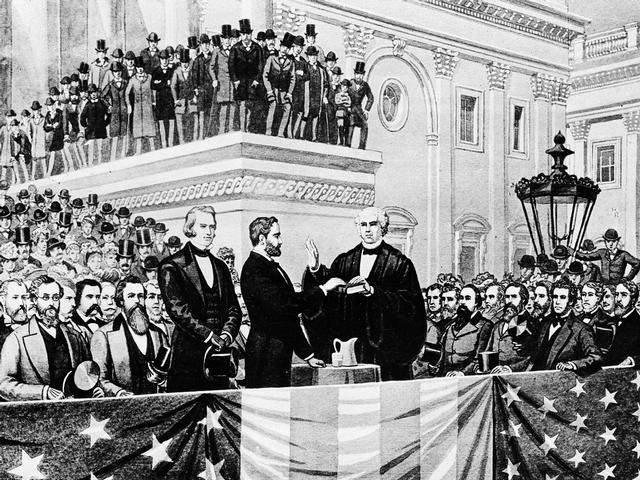Photos Presidential Inauguration Days Through The Years
