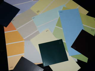 Paint chips, colors, swatches_JPG