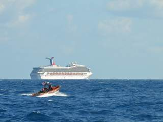 Carnival Cruise Ship Triumph Loses Power In Gulf Of Mexico