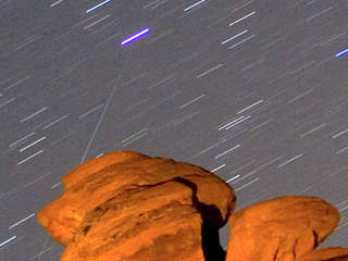 Annual Geminid Meteor Shower