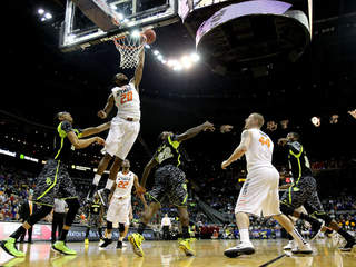 OSU Cowboys and Baylor Bears basketball - Michael Cobbins