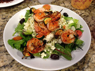 Zoes Kitchen Food fun food friday: zoe's kitchen makes greek salad - kjrh