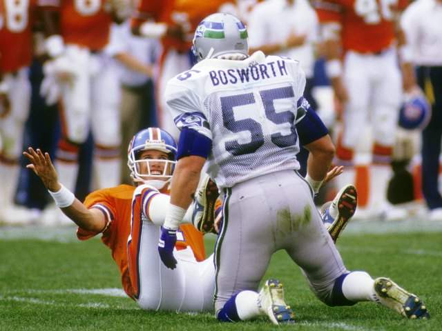 Brian Bosworth The Boz Former Oklahoma Sooners And