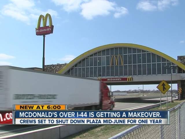 Why shut down McDonald's ?