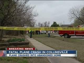 Multiple fatalities in plane crash
