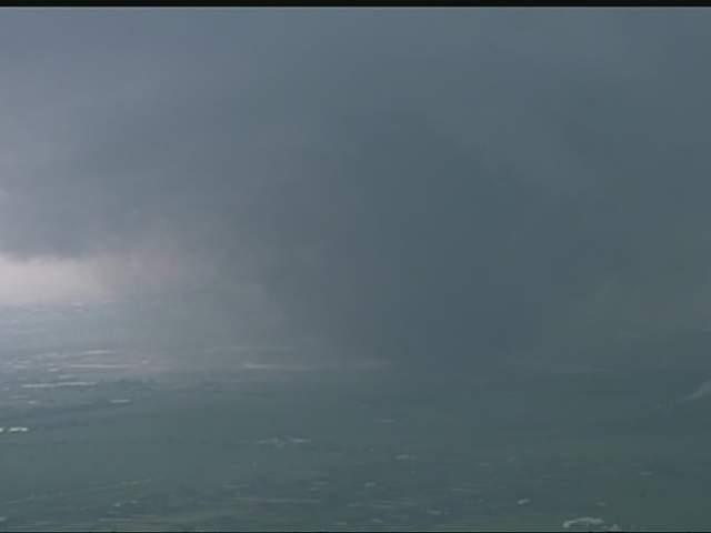More tornado aerials