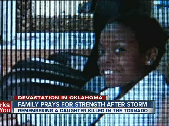 Daughter lost in Moore tornado