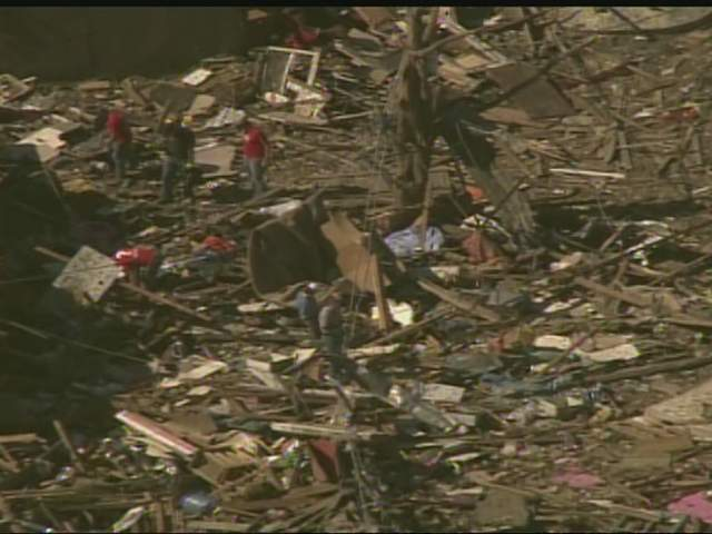 Chopper video over Moore