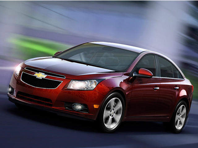 General Motors Recalls 293 000 Chevrolet Cruze Models