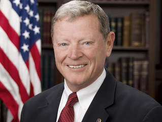 Sen. Inhofe re-elected for fourth term