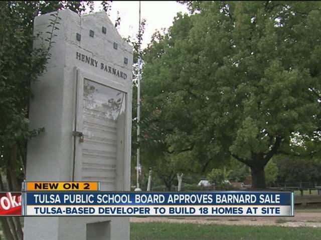 Public Schools Board approves sale of old Barnard Elementary School ...