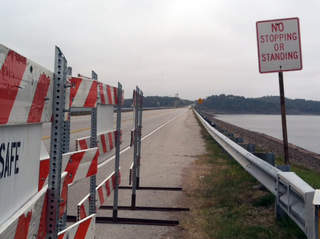 Hwy. 151 bridge closed for 13 months