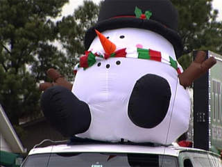Claremore Christmas Parade postponed