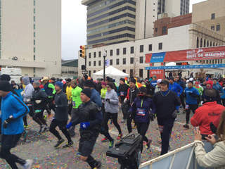 Marathon road closures: How you can get around