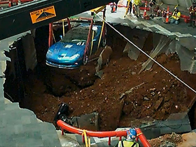 national corvette museum sinkhole anniversary blog mcg social. Cars Review. Best American Auto & Cars Review