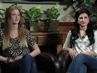 Alaska and Madi tour Tulsa-area after audition