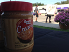 Peanut Butter drives collects 1,614 lbs of jars